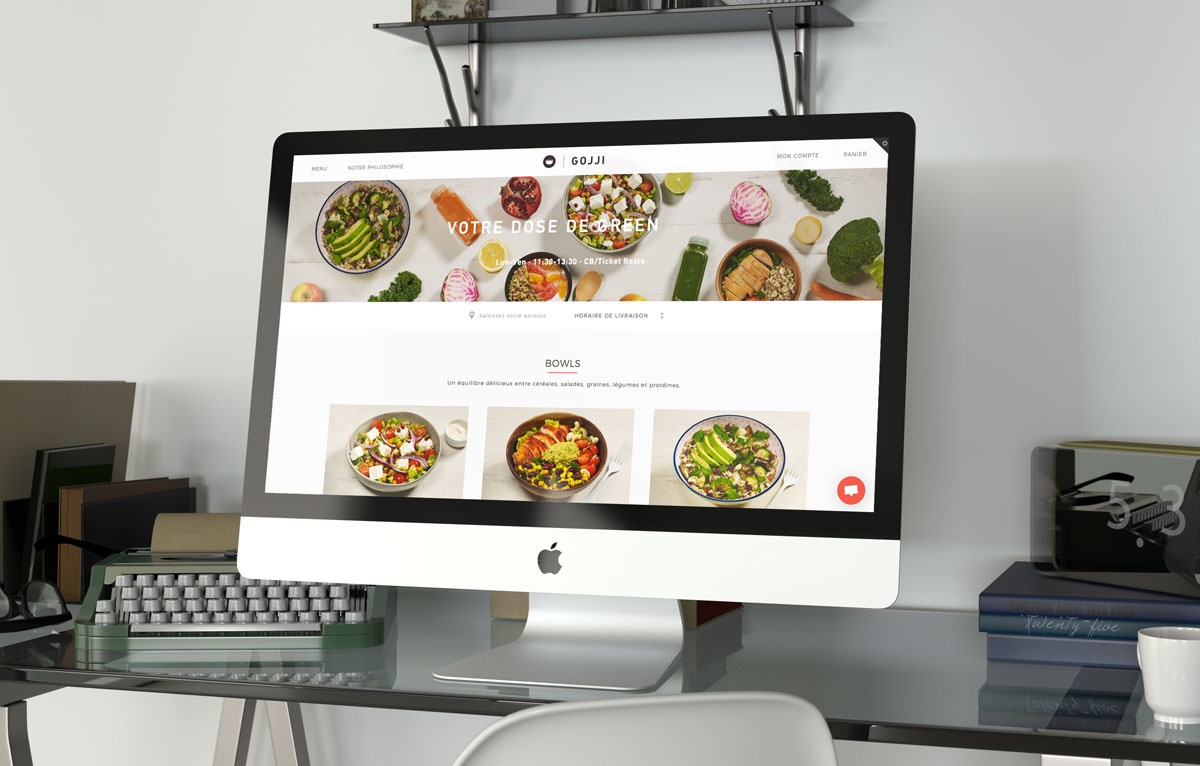 Site web de Gojji